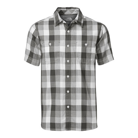 The North Face Shadow Gingham S/S Shirt - Men's