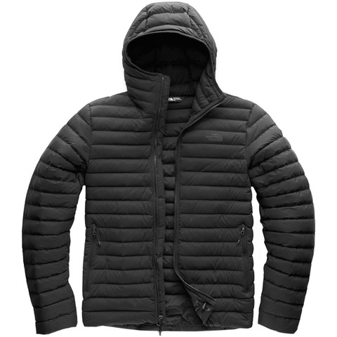 The North Face Stretch Down Hoodie Jacket - Men s  1cec17870