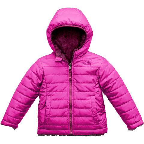 The North Face Toddler Girl S Reversible Mossbud Swirl