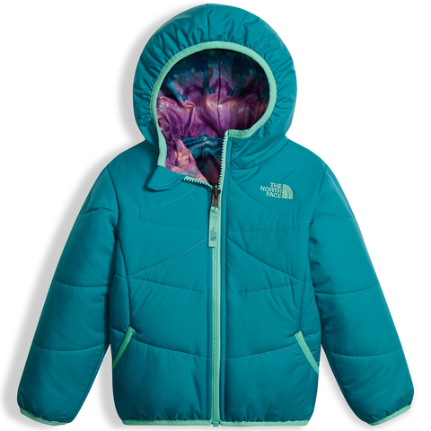 The North Face Toddler Reversible Perrito Jacket - Girls