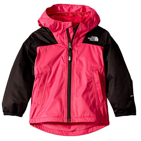 The North Face Toddler Warm Storm Jacket Mr Pink 3t