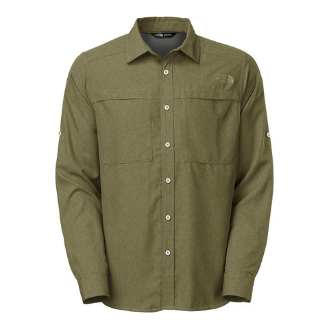 The North Face Traverse L/S Shirt