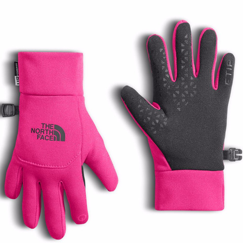The North Face Etip Gloves - Youth