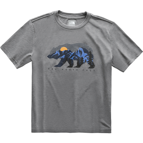 The North Face Boys' S/S Graphic Tee Shirt - Kid's
