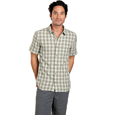 Toad & Co Airscape Short Sleeve Shirt - Men's