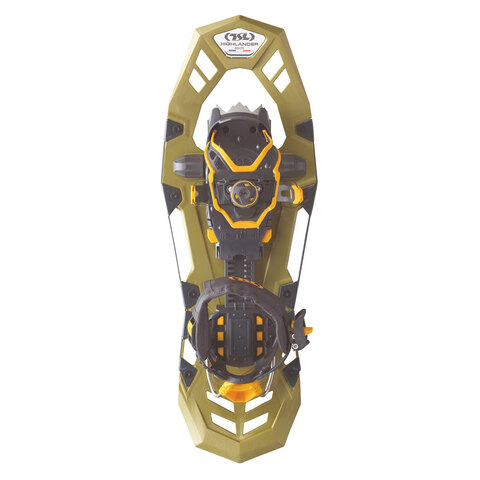 USOutDoor.com - TSL Outdoors Highlander Adjust Snowshoes Olive Md 248.95 USD