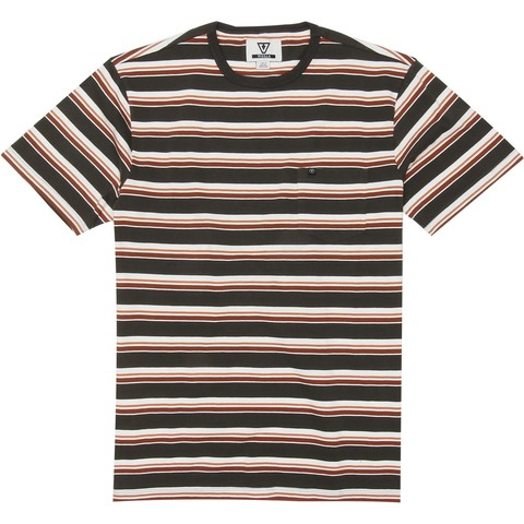 Vissla Noser Pocket Knit tee - Men's