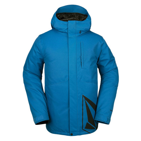 Volcom 17Forty Insulated Jacket Blue Lg