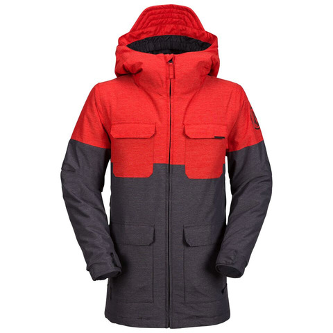 Volcom Blocked Insulated Jacket