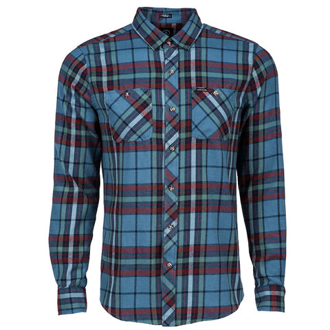 Volcom Party Train Long Sleeve Flannel