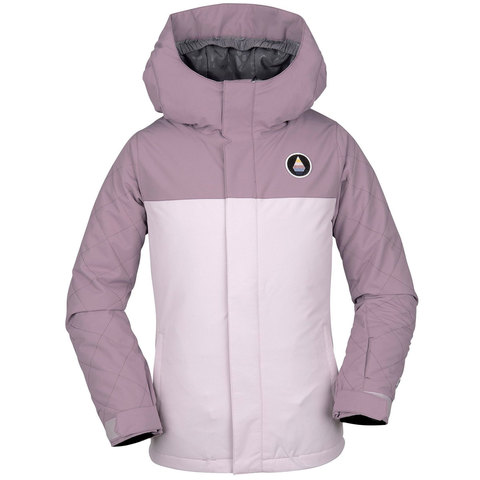 Volcom Sass'n'fras Insulated Jacket - Girl's