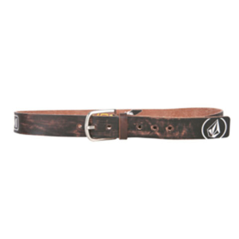 Volcom Tractor 2 Leather Belt