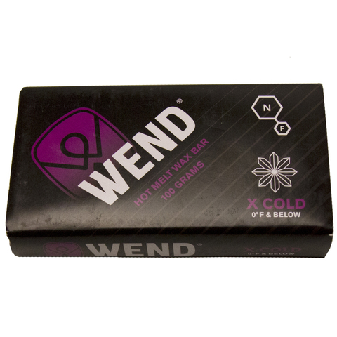 Wend XCold 100g Bar