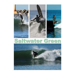 Saltwater Green Surf DVD