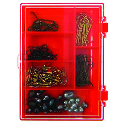 Eagle Claw® Hook/Swivel/Sinker Assortment