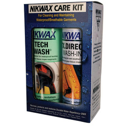 Nikwax Hardshell Duo Pack 10 oz