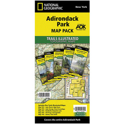 NATIONAL GEOGRAPHIC MAP & NATURALIST GUIDE BUNDLE