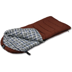 GRIZZLY CANVAS SLEEPING BAG