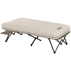 COT WITH AIRBED