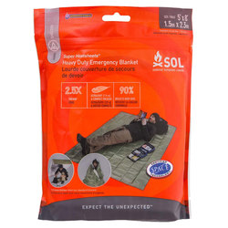 S.O.L. Heavy Duty Emergency Blanket