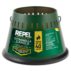 Repel Citronella Triple Wick Candle