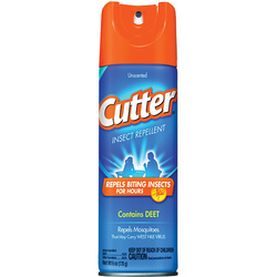 CUTTER UNSCENTED REPELLENT