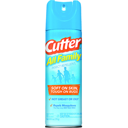 CUTTER ALL FAMILY REPELLENT