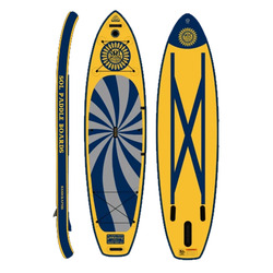 SolTrain Inflatable Paddle Board - Galaxy