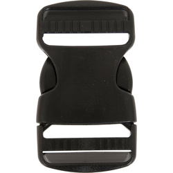 DUAL ADJUST SR BUCKLE