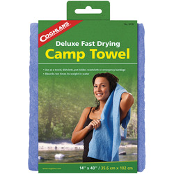 CAMP TOWELS