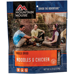 MOUNTAIN HOUSE ENTREES