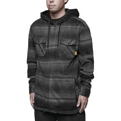ThirtyTwo Filter Polar Fleece Zip Hoodie