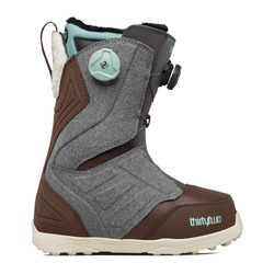 ThirtyTwo Lashed Double Boa® Snowboard Boot - Women's 2018