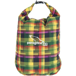 PEREGRINE 50D PLAID DRY SACK