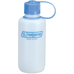 Nalgene HDPE Narrow Mouth Loop Top Bottle