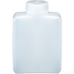 NALGENE WM RECTANGULAR BOTTLES