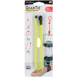 GEAR TIE LOOPABLE TWIST TIE