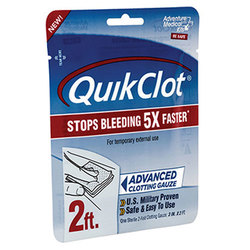 Liberty Mountain Adventure Medical Quickclot Gauze