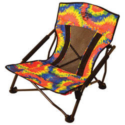 CRAZY LEGS QUAD BEACH CHAIR