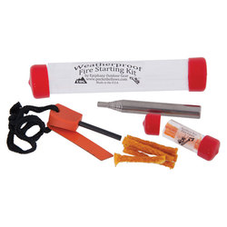 Liberty Mountain Bellows Fire Kit
