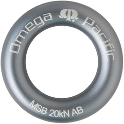 Liberty Mountain Omega Aluminum Rappel Ring