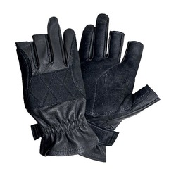 SINGING ROCK VERVE KEVLAR AND NOMEX PALM LEATHER GLOVE
