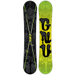 GNU Club Collection Metal GNURU EC2 Snowboard