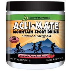 ACLI-MATE ALTITUDE & ENERGY DRINK