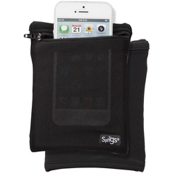 SPRIGS TOUCH MESH WRIST WALLET