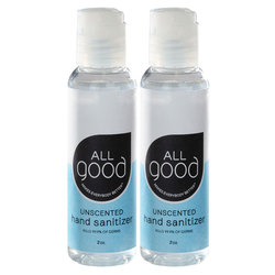 All Good Organic Hand Sanitizer Gel