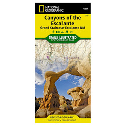 ROCKIES: NATIONAL GEOGRAPHIC MAPS