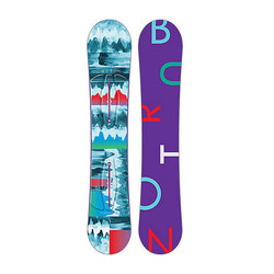 Burton Feather Snowboard - Women's 2016