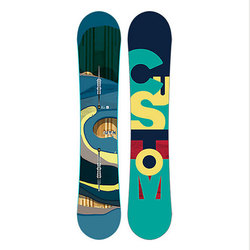 Burton Custom Flying V Snowboard 2016