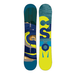 Burton Custom Smalls Snowboard - Kids' 2016
